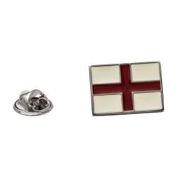 St George Cross Lapel Pin - St George Cross Lapel Badge By Onyx-Art London