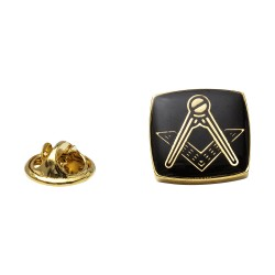 Masonic Lapel Pin -Masonic Lapel Badge By Onyx-Art London