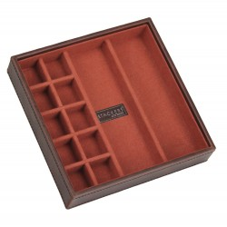 Stacker - Vintage Brown Classic Stacker Valet