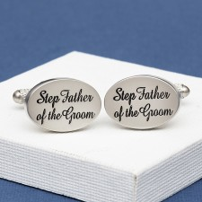 Cufflinks For Stepfathers