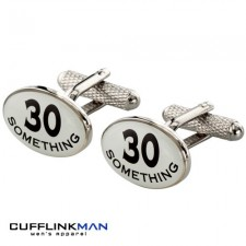Cufflinks for Thirties