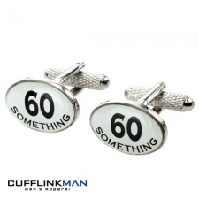 Cufflinks for Sixties