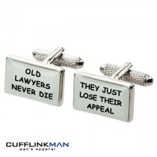 Retirement Cufflinks