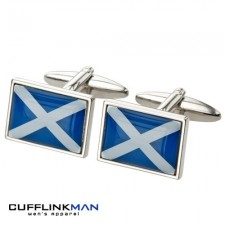St Andrew's Day Cufflinks