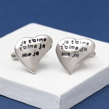 Valentines Day Cufflinks