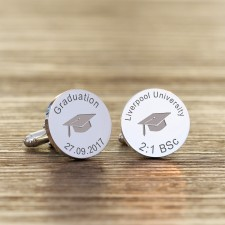 Education Cufflinks