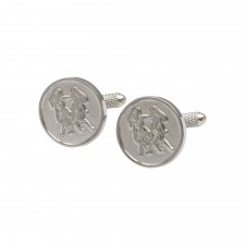Signs of Zodiac Cufflinks