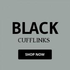 Black Cufflinks