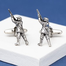 Shooting Cufflinks