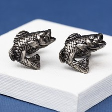 Fishing Cufflinks