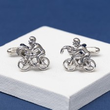 Pedal Power Cufflinks