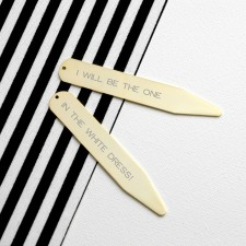 Wedding Collar Stiffeners
