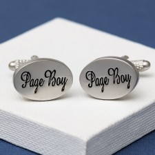 Page Boy Cufflinks