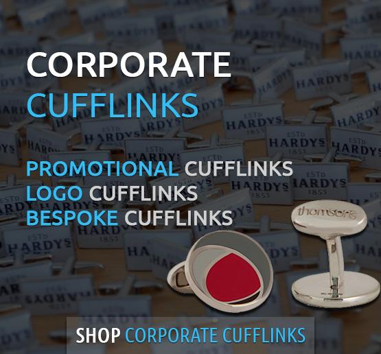 corporate cufflinks