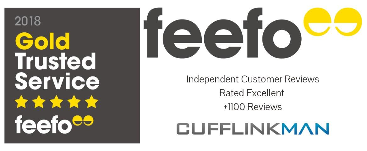2017 feefo Gold Trusted Service Award