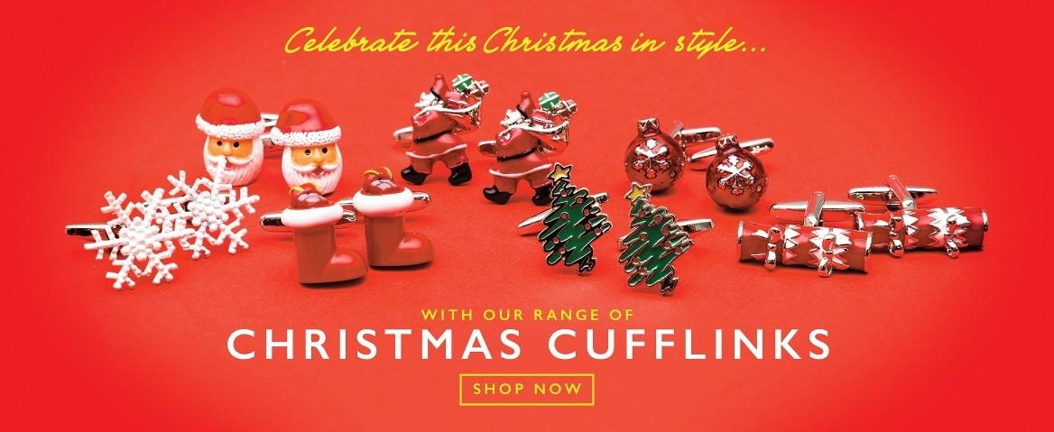 Christmas Cufflinks