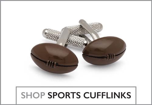 sport cufflinks